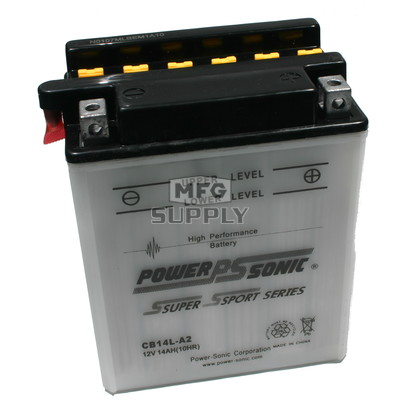 CB14L-A2 - Heavy Duty Battery