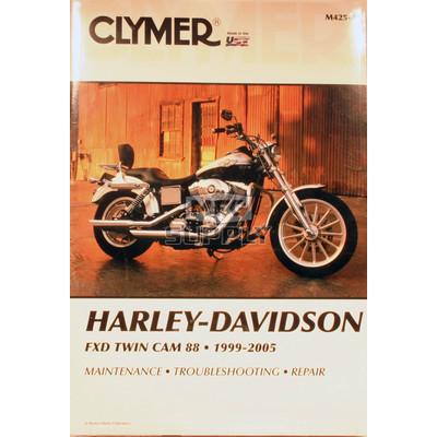 CM425 - 99-05 Harley Davidson FXD Twin Cam 88 Repair & Maintenance manual