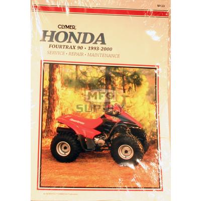 CM433 - 93-00 Honda TRX90 Repair & Maintenance manual.
