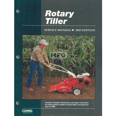 Rotary Tiller Service Manual