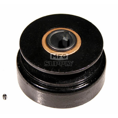 "H1P37 - Hilliard Extreme Duty Pulley Centrifugal Clutch. 1"" bore. 3.7"" Pulley OD. AB belt x-section."