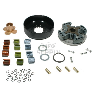 "HBLIZZARD - Inferno BLIZZARD Tunable Racing Clutch, 3/4"" bore (no sprocket included)"