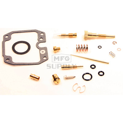 MD03-302 - ATV Complete Carb Rebuild Kits Yamaha 89-91 YFM250 Moto-4