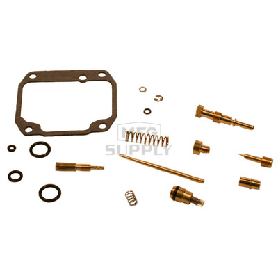 MD03-208 - ATV Complete Carb Rebuild Kits Suzuki 91-98 LTF160 Quad Runner