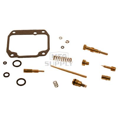 MD03-208 - ATV Complete Carb Rebuild Kits Suzuki 91-98 LTF160 Quad Runner