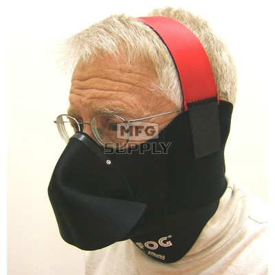NF-007D/XL - NO-FOG High Performance Breath Deflector - XL