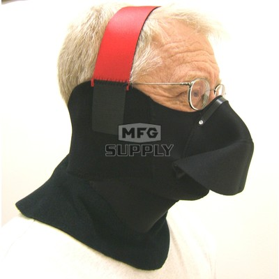 NF-007DG/XL - NO-FOG Super Performance Breath Deflector - XL