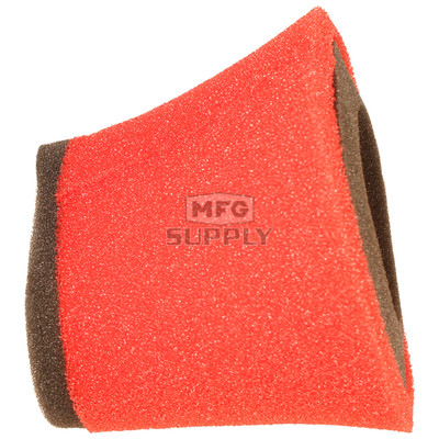 NU-2254ST - Uni-Filter Two-Stage Air Filter. For 82-85 Yamaha Tri Moto 125/175.