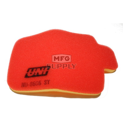 NU-8606ST - Uni-Filter Two-Stage Air Filter for many 08-newer higher powered Arctic Cat ATVs