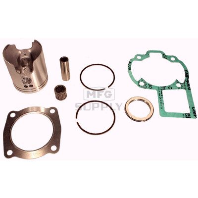 PK1099 - 2 Stroke 80cc Kawasaki ATV top end kit, std