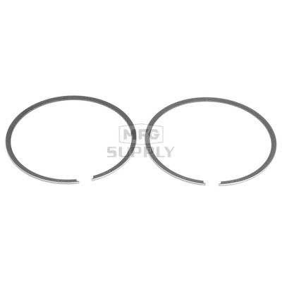 R09-245 - OEM Style Piston Rings for many 07-newer 600 HO twin Polaris.
