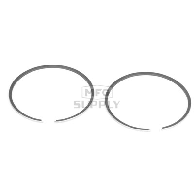 R09-690 - OEM Style Piston Rings. 70's Arctic Cat 275cc twin engine. Std size.