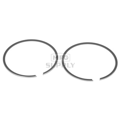 R09-720 - OEM Style Piston Rings for newer 488cc Polaris twin. Std Size.
