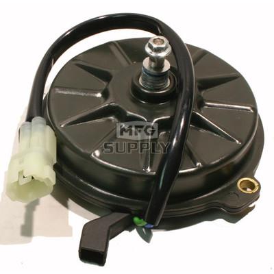 Honda ATV Cooling Fan Motor. 07-14 TRX420, 08-14 TRX500