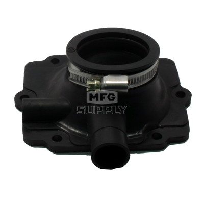 Polaris Carb Flange replaces 1253289. For some 2000-2001 RMK models.