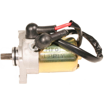 SND0505 - Bombardier (Can-Am) ATV Starter, 02-06 DS50/DS90 2 stroke models.