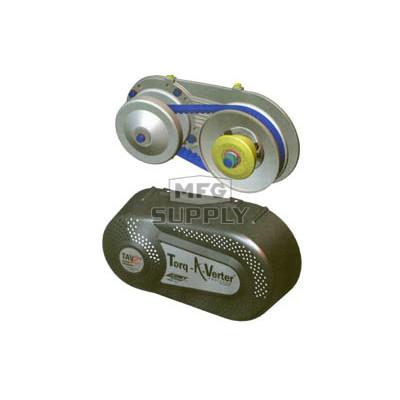 "218354A - Torq-A-Verter, 1"" Bore 12 Teeth, #35 Chain Torque Converter. Made in the USA"