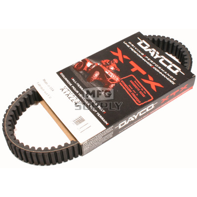 XTX2247 - Suzuki Dayco XTX (Xtreme Torque) Belt. Fits most 06 & newer King Quad & QuadRacer 450