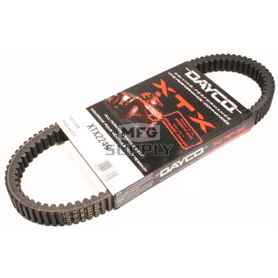 XTX2249 - Polaris Dayco  XTX (Xtreme Torque) Belt. Fits many 09 and newer Ranger models.