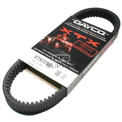 XTX2266 - Polaris Dayco  XTX (Xtreme Torque) Belt. Fits 2014-15 M1440 & Ranger 570 models