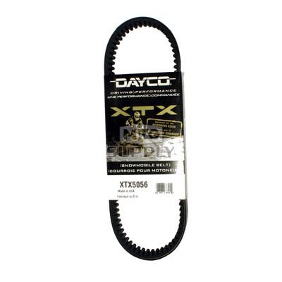 XTX5056 - Ski-Doo Dayco  XTX (Xtreme Torque) Belt. Fits many 10-11 550 Fan Cooled models.