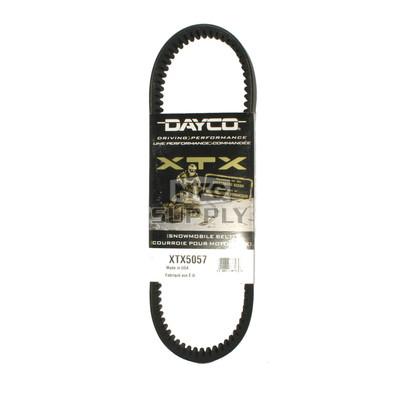 XTX5057 - Ski-Doo Dayco HPX (High Performance Extreme) Belt. Fits 04-07 Skandic 600 SUV & WT Snowmobiles
