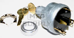 01-139 - Bombardier/Sno-Jet Manual Start Ignition Switch