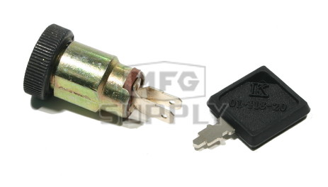 01-154 - Arctic Cat/Polaris and John Deere Manual Start Ignition Switch