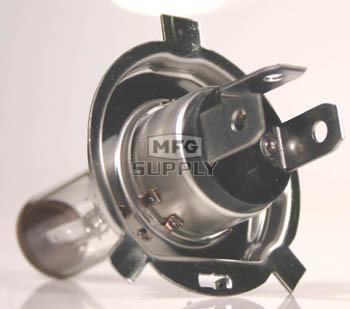 01-6260H - (4720HD) 60/55 Watt Halogen Headlight Bulb (most popular) for Snowmobiles, Motorcycles & ATVs