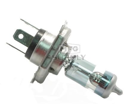 01-6260PLUS - 60/55 Watt Vosla Plus-100 Xenon Headlight Bulb (most popular) for Snowmobiles, Motorcycles & ATVs