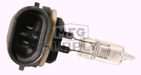 01-889 - 12V 27W Halogen Bulb, Right Angle. Fits many vehicles