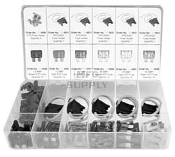 1-9930 - ATC Fuse Assortment (70 pieces)