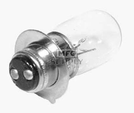 01-T1912V30 - T19-12V 30/30w Headlight bulb for ATVs & Motorcycles