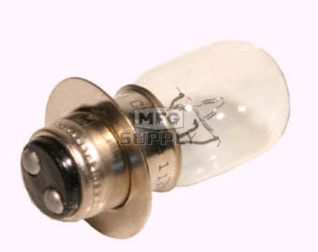 01-T196V - T19-6V 25/25w Headlight bulb for many older ATVs & Motorcycles