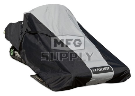 "02-1902 - XL Full Fit Snowmobile Cover. Fits Snowmobiles 119"" to 127"" long"