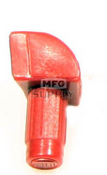 03-201 - Ski-Doo Cam Slide Shoes (Rear - Red) for driven clutch (most 03-07 models) sold each