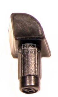03-202 Ski-Doo Cam Slide Shoes (Front - Black) for driven clutch (most 03-07 models) sold each