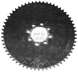 4-8247 - Sprocket, Steel Plate C-41 48T