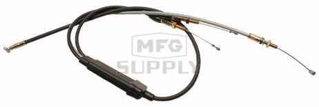 Polaris Snowmobile Throttle Cable. Most 91-04 Starlite and Indy Lite models.