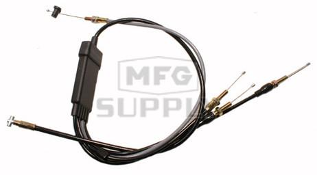05-140-15 - Ski-Doo Throttle Cable. 96-97 Formula III, 97 Mach I/Z