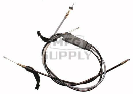 05-140-19 - Arctic Cat Snowmobile Throttle Cable. Fits many 97-06 twins.