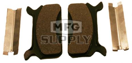 05-152-51 - Semi-Metallic Brake Pads for 99-03 Polaris Indy Snowmobiles (1 pair)