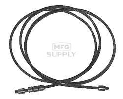 "5-2700 - 51-3/4"" Clutch Cable replaces Snapper 12425"