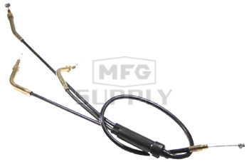 05-969 - Polaris Throttle Cable. For some 80's 400/440 Snowmobiles.