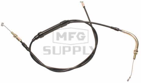 05-978-4 Polaris Aftermarket Throttle Cable for 1985-1990 Star 250 Model Snowmobiles