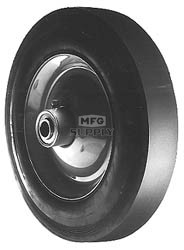 "6-2976 - 8"" X 1.75"" Lawn-Boy 681980 and 678406 Heavy Duty Steel Wheel with 1/2"" ID Ball Bearing"