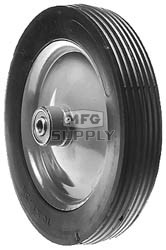 "6-2999 - 10"" X 1.75"" Ransomes/Bobcat 76168, 76096-2C and Lawnboy 153802 and Sensation 083-107 Steel Wheel with 1/2"" ID Ball Bearing"