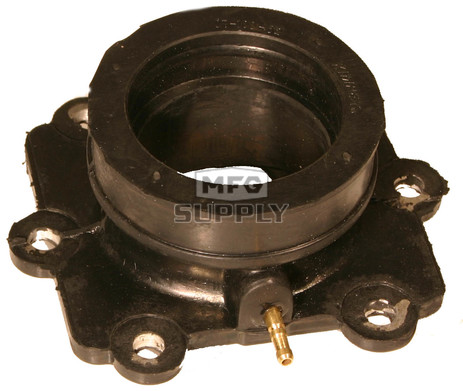 07-100-62 - Arctic Cat Carb Flange.99-02 500/600 twin engines. See detailed description.