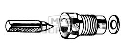07-410-5 - Mikuni VM26/26 1.5 Needle and Seat