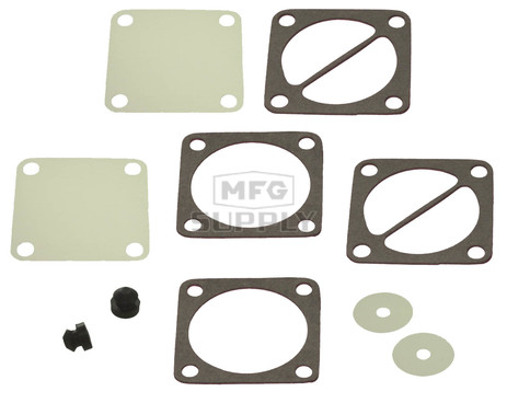 07-451-1 - Mikuni Fuel Pump Repair Kit. Fits many early 90's Arctic Cat & Ski-Doo